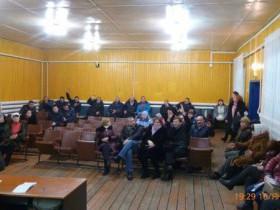 2-ой сход жителей с.Нурлино по вопросу ППМИ