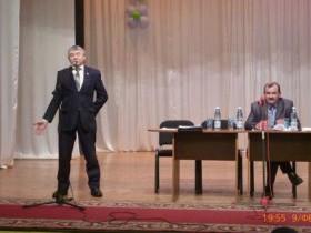 Расширенное заседание совета по вопросу утверждения отчета о работе за 2016 года главы сельского поселения Таминдарова Р.Р.