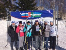Зимний фестиваль ГТО среди муниципальных служащих.