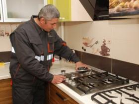О замене газовых плит