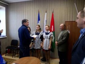 28 ноября 2017 года состоялся приём граждан с депутатом государственной Думы Федерального Собрания Российской Федерации Бикбаевым Ильдаром Зинуровичем