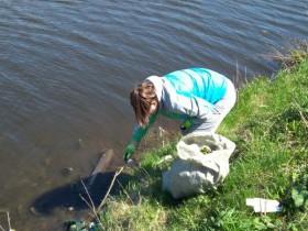 15 мая была проведена акция «Чистый берег», в рамках которой было очищено побережье озера от бытового мусора, находящегося при выезде из д.Николаевка в сторону с.Нурлино.