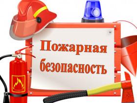Соблюдения требований пожарной безопасности в период празднования новогодних и Рождественских праздников.