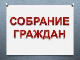 протокол собрания жителей д Николаевка от 03.04.2019 года